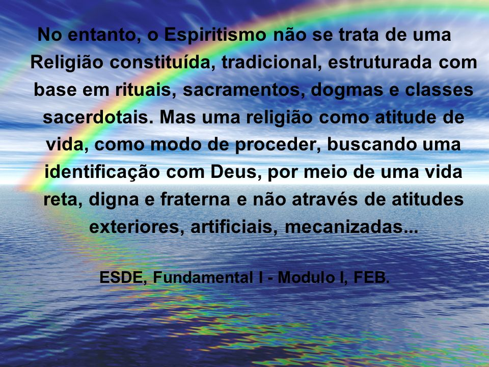 ESDE, Fundamental I - Modulo I, FEB.