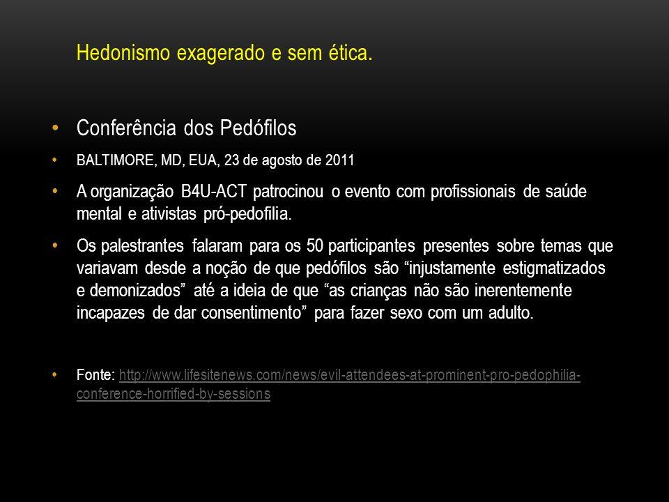 Conferência dos Pedófilos