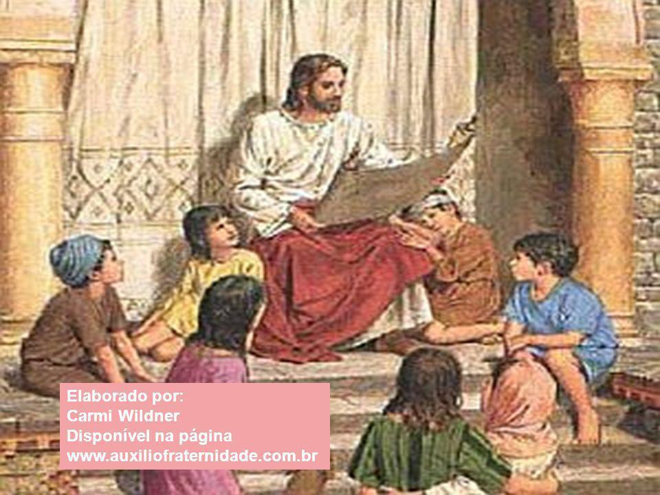 Elaborado por: Carmi Wildner Disponível na página www.auxiliofraternidade.com.br