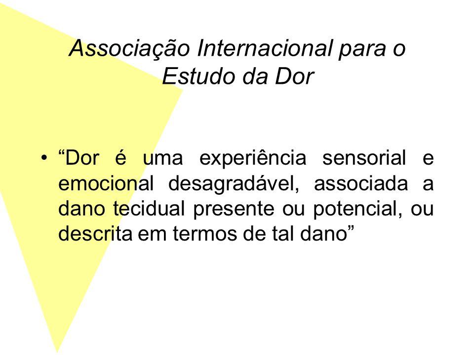 Associação Internacional para o Estudo da Dor
