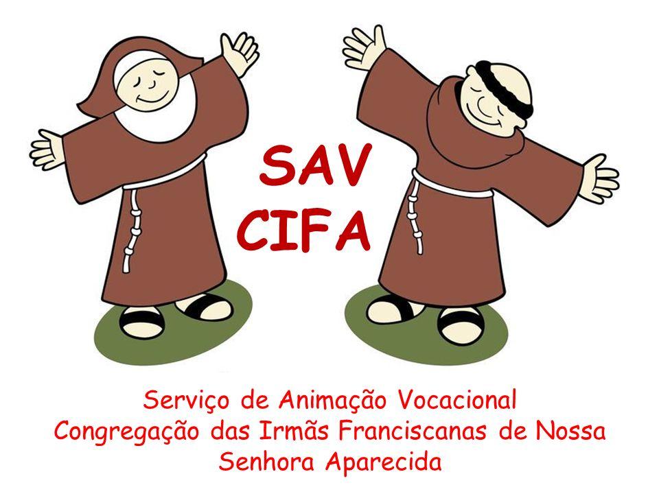 SAV CIFA Serviço de Animação Vocacional