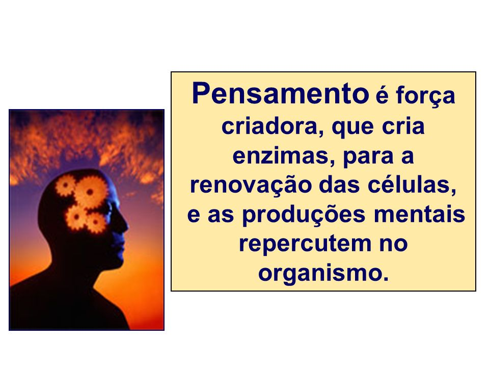 e as produções mentais repercutem no organismo.
