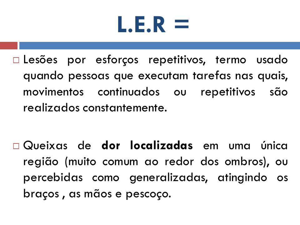 L.E.R =