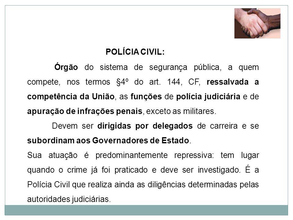 POLÍCIA CIVIL: