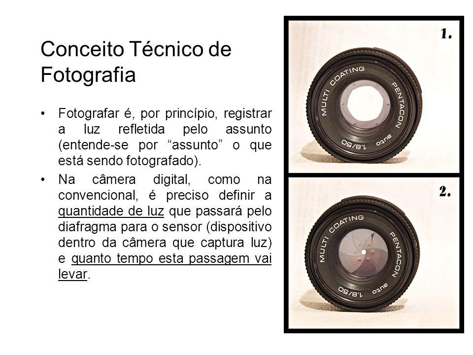 Conceito Técnico de Fotografia