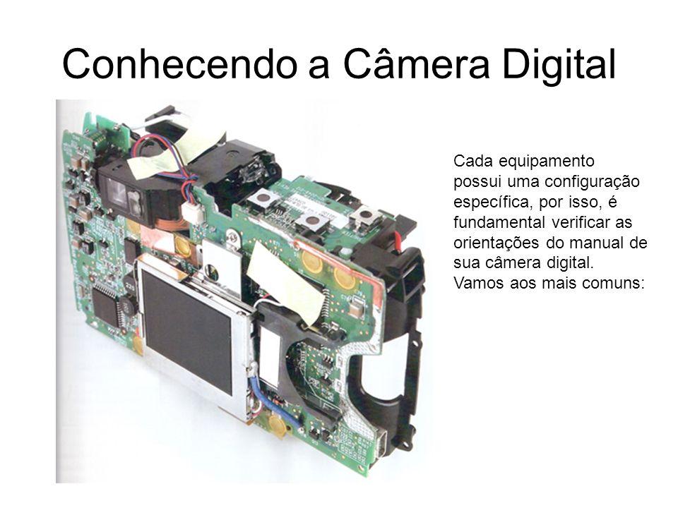 Conhecendo a Câmera Digital