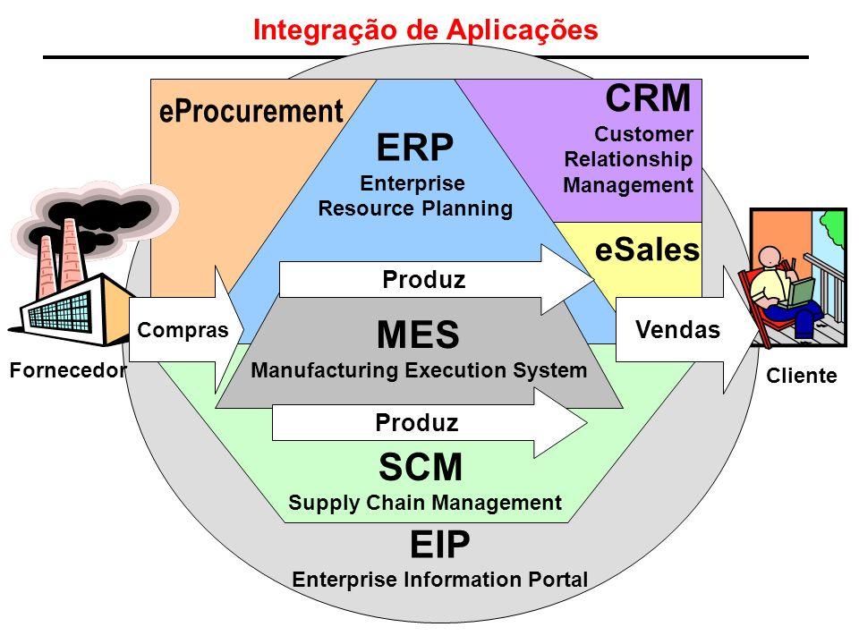 CRM ERP EIP MES SCM Company eProcurement eSales