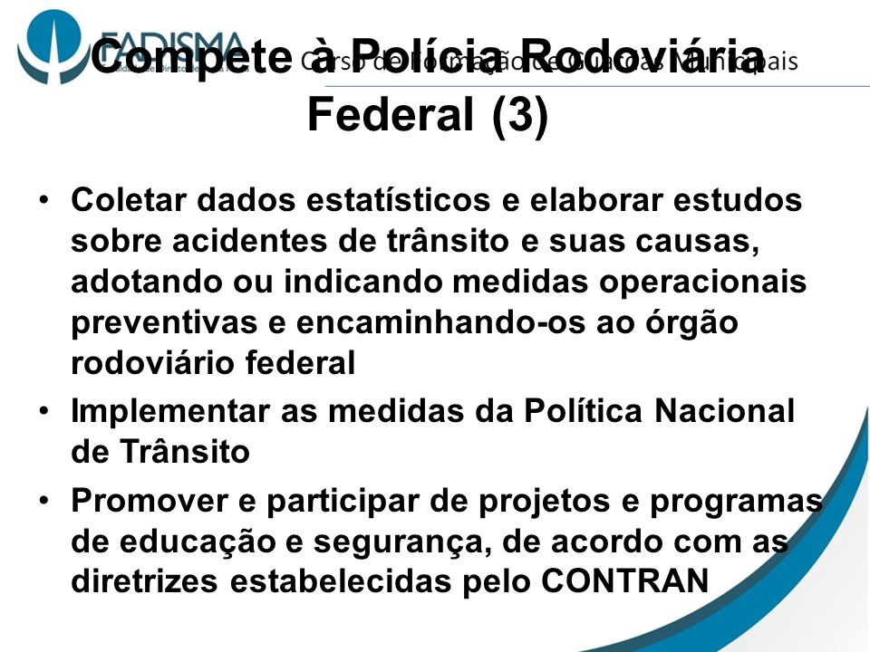 Compete à Polícia Rodoviária Federal (3)