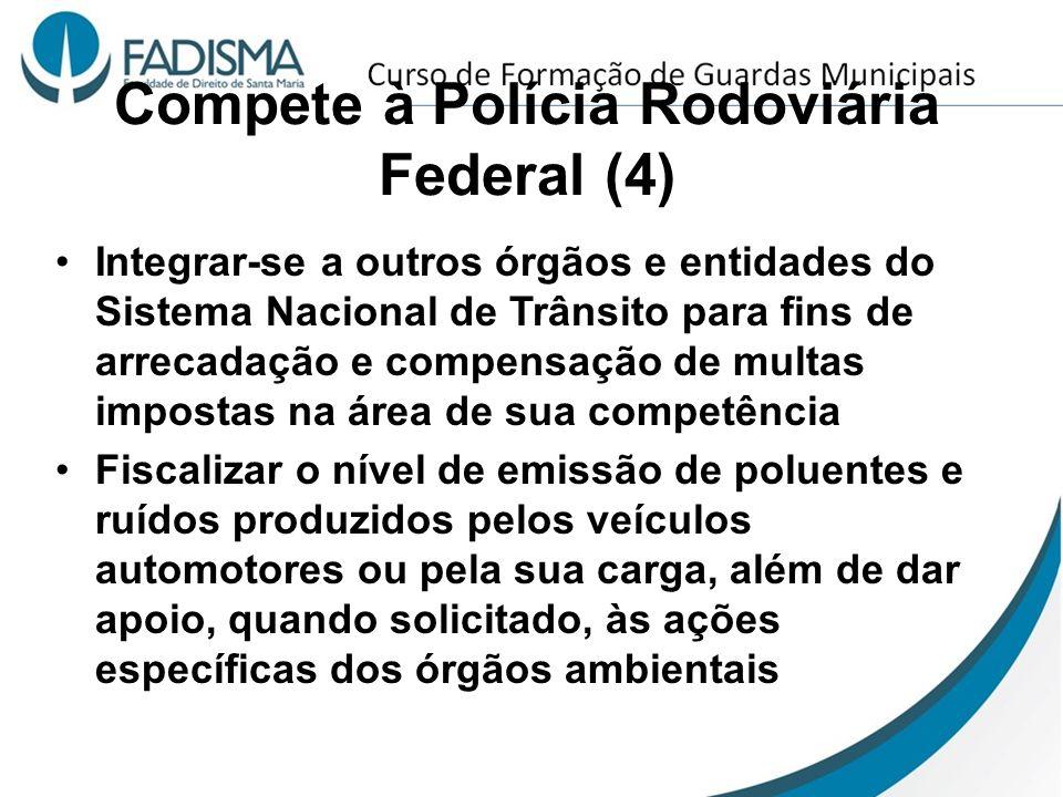 Compete à Polícia Rodoviária Federal (4)