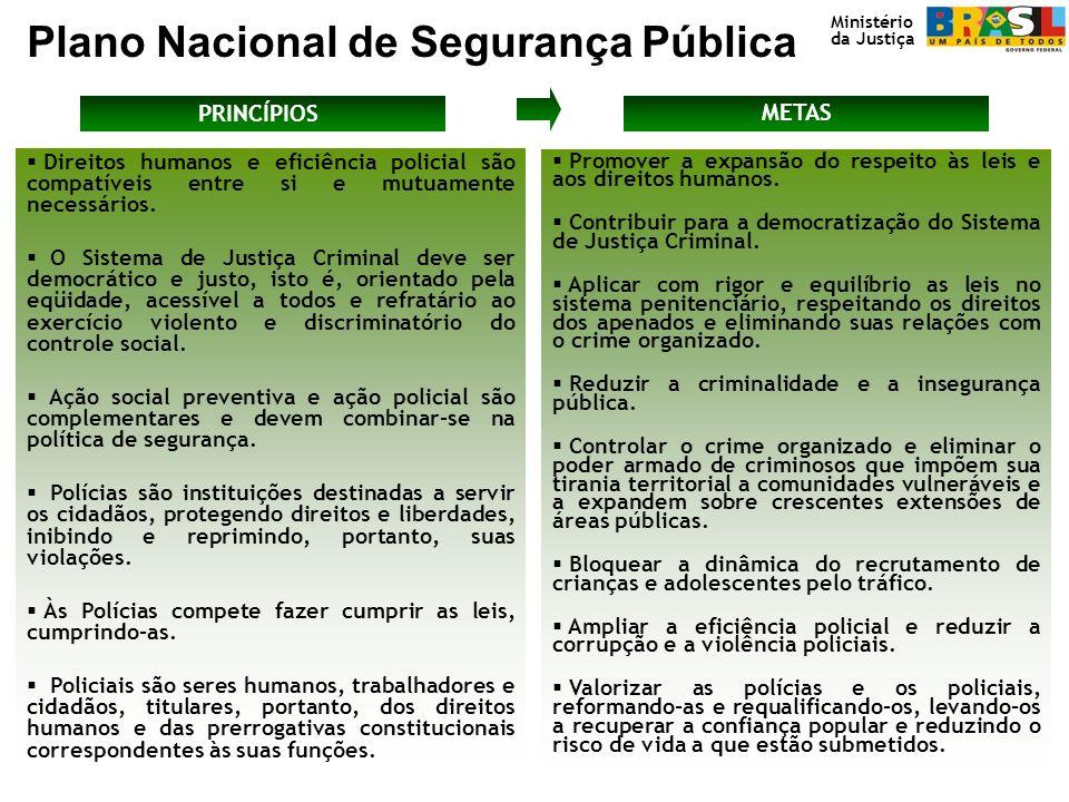 Plano Nacional de Segurança Pública