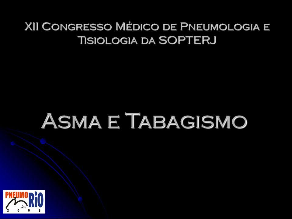 XII Congresso Médico de Pneumologia e Tisiologia da SOPTERJ