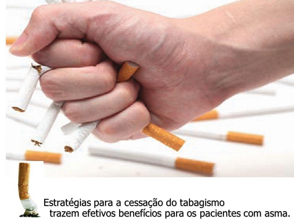 Estratégias para a cessação do tabagismo