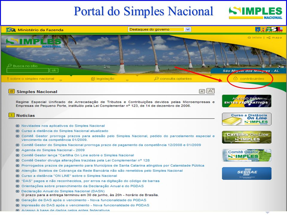 Portal do Simples Nacional