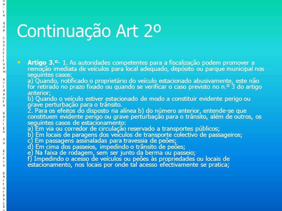 Artigo 3.º