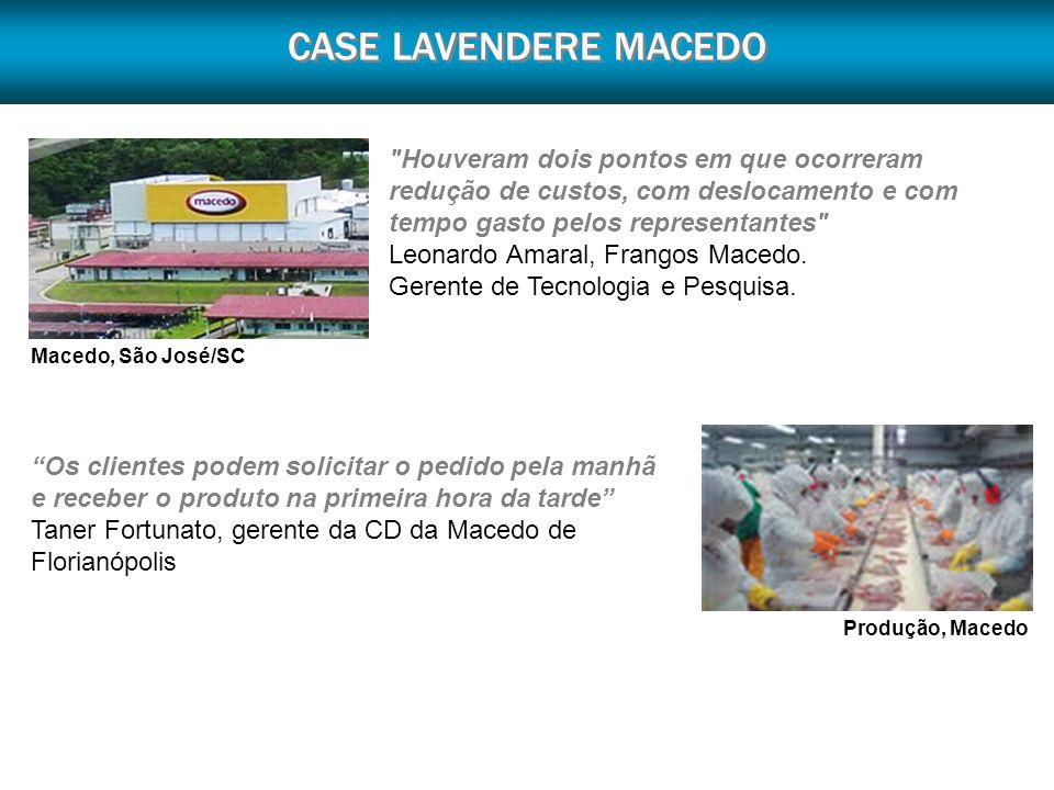 CASE LAVENDERE MACEDO