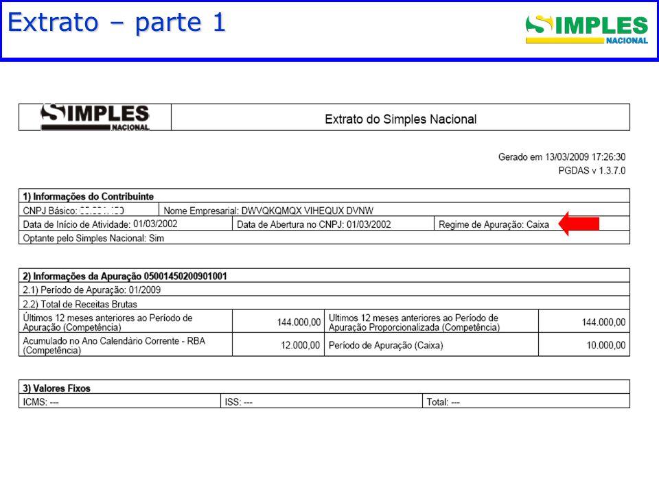Fundamentação legal Extrato – parte 1 00:00: