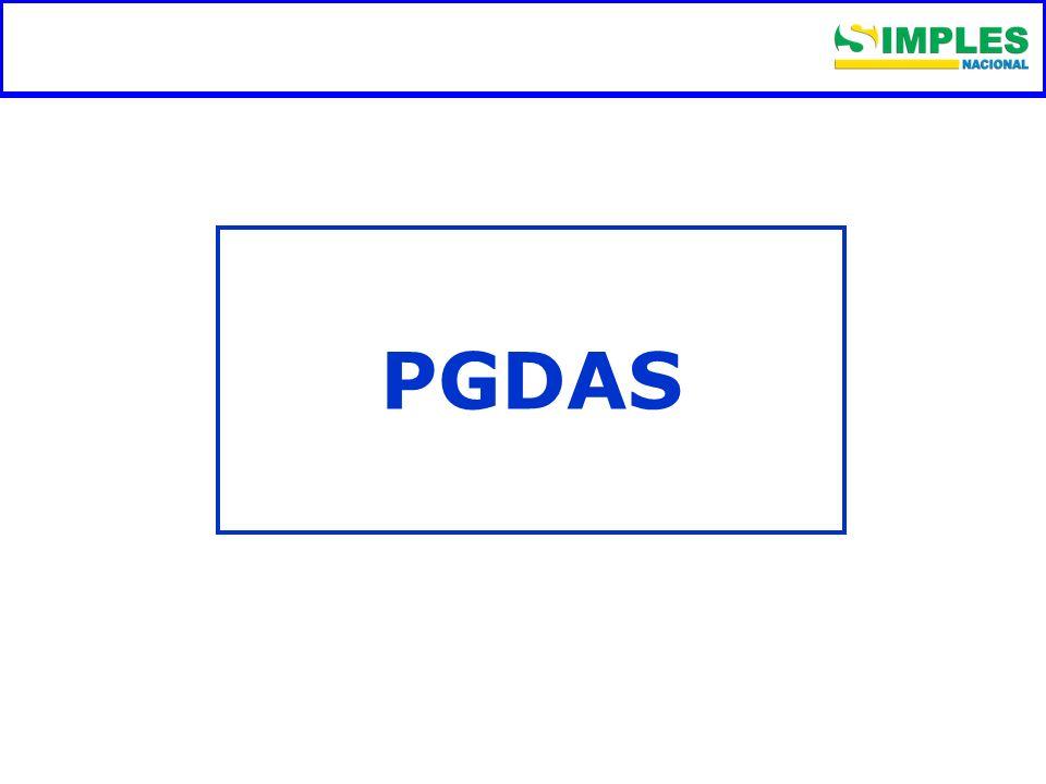 PGDAS Fundamentação legal 00:00: