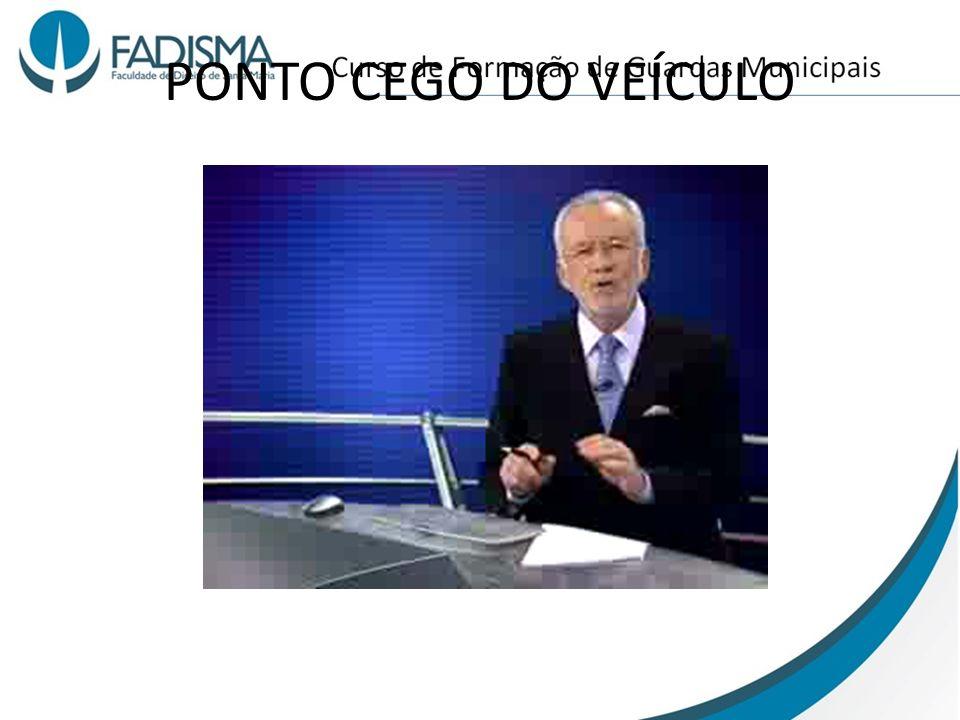 PONTO CEGO DO VEÍCULO