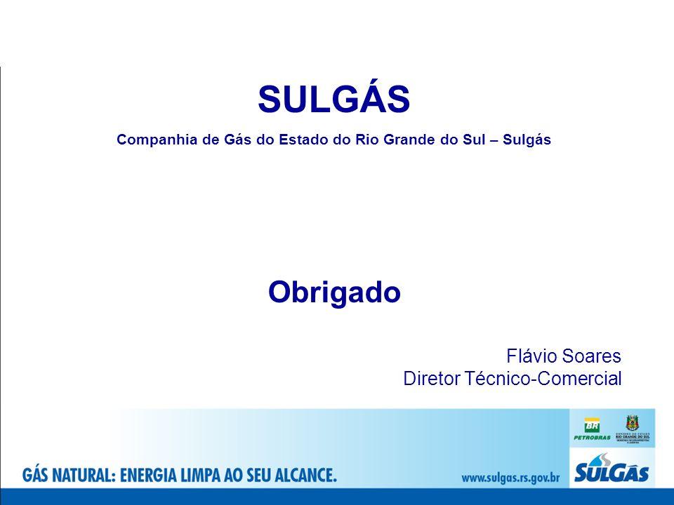 Companhia de Gás do Estado do Rio Grande do Sul – Sulgás