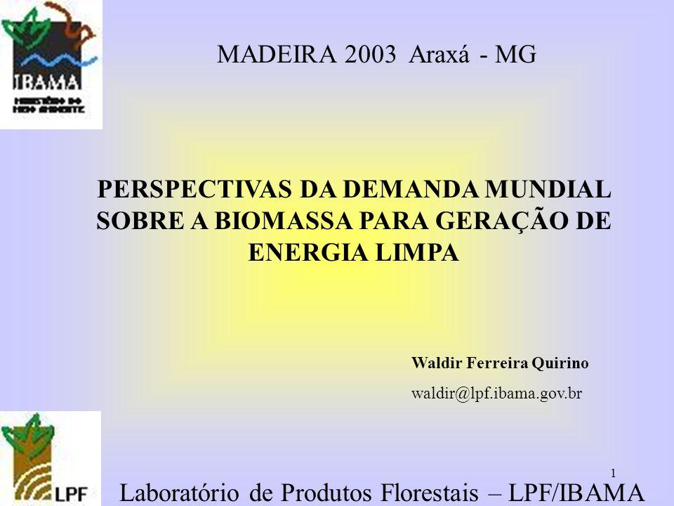 Laboratório de Produtos Florestais – LPF/IBAMA