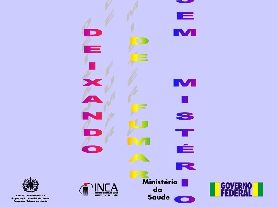 DEIXANDO DE FUMAR SEM MISTÉRIO