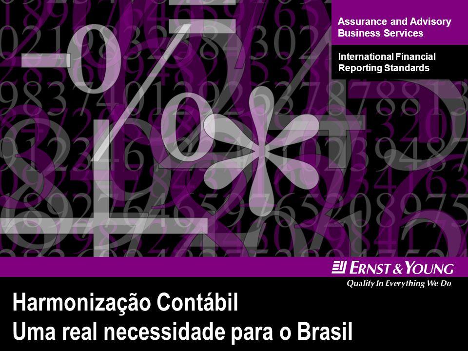 Harmonização Contábil Uma real necessidade para o Brasil