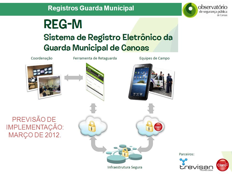 Registros Guarda Municipal