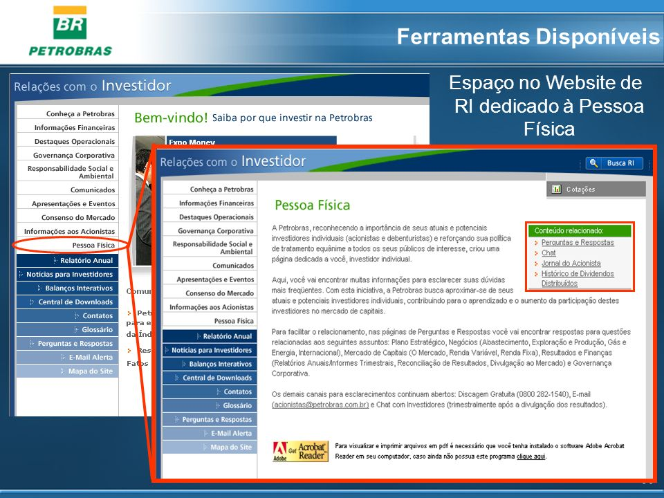 Nova Ferramentas XBRL – eXtensible Business Reporting Language
