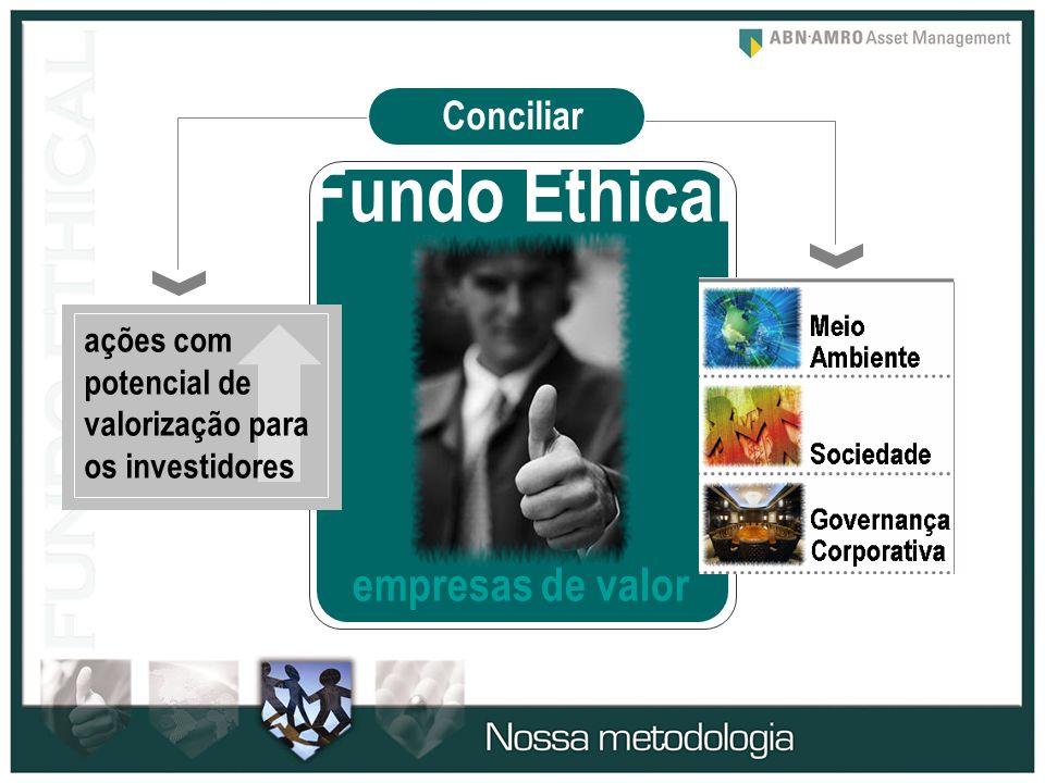 Fundo Ethical empresas de valor Conciliar