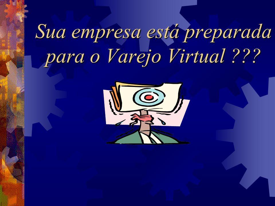 Sua empresa está preparada para o Varejo Virtual