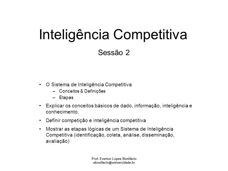 Prof. Everton Lopes Bonifácio