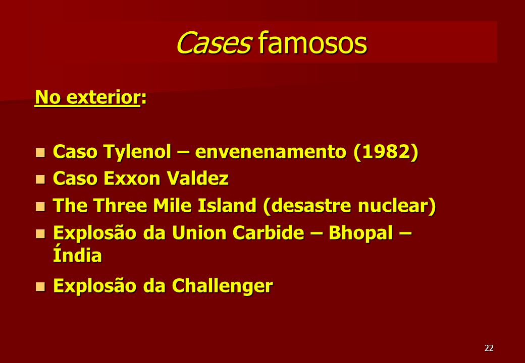 Cases famosos No exterior: Caso Tylenol – envenenamento (1982)