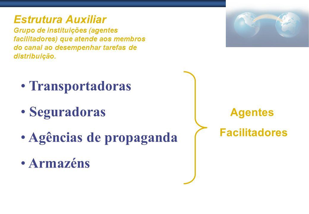 Agências de propaganda Armazéns