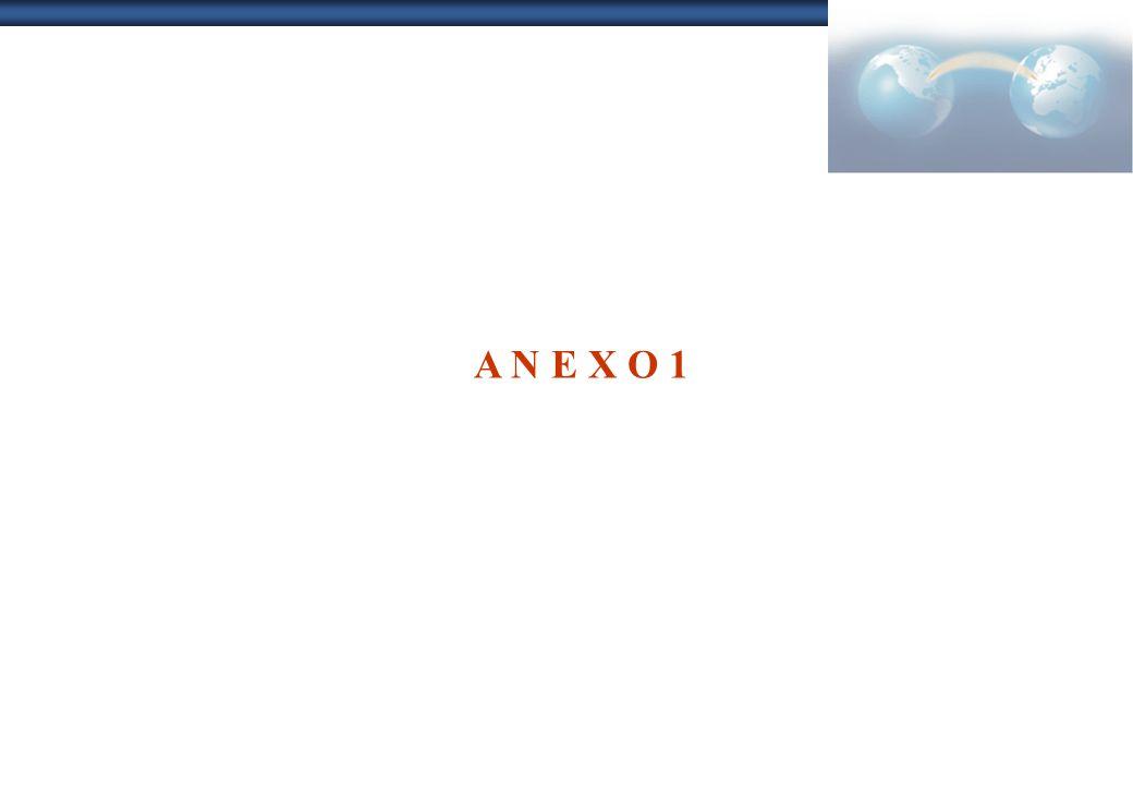 A N E X O 1 A N E X O 7 - A Exemplos de opções de política de canal