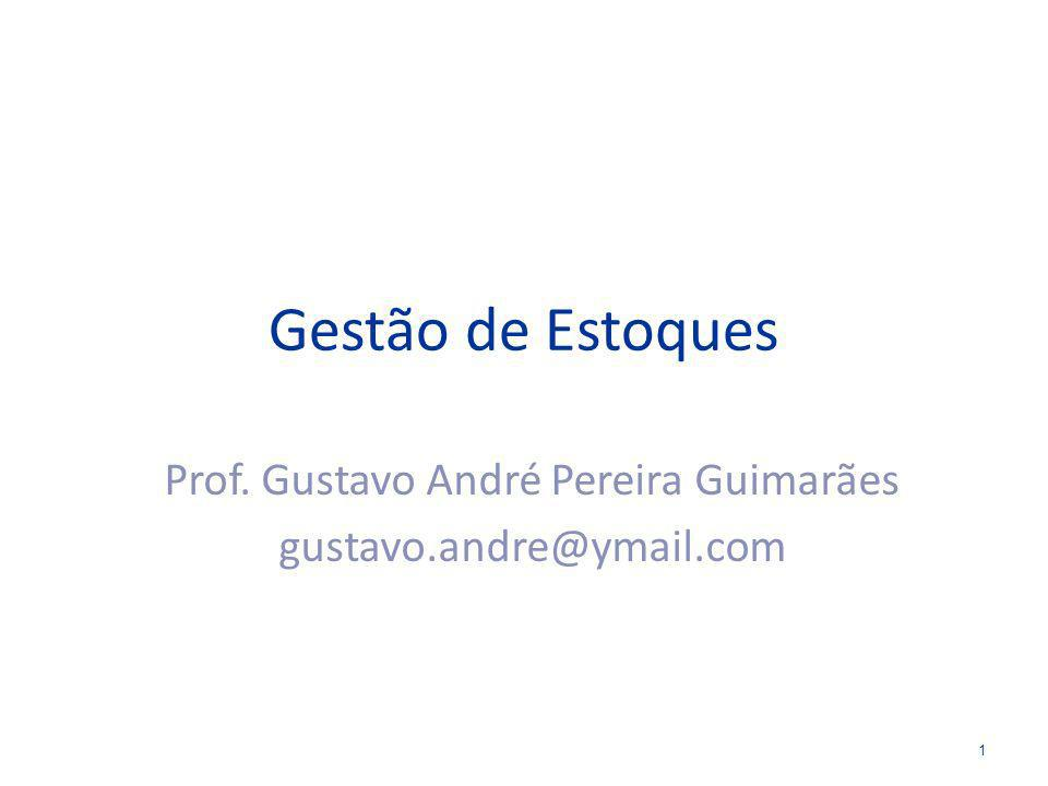 * Prof. Gustavo André Pereira Guimarães gustavo.andre@ymail.com