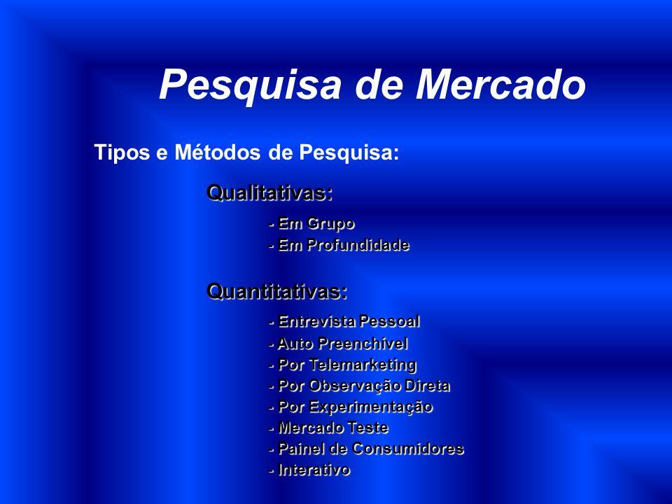 Tipos e Métodos de Pesquisa: