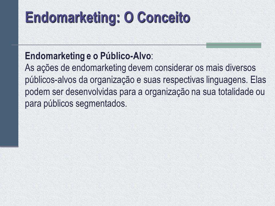 Endomarketing: O Conceito