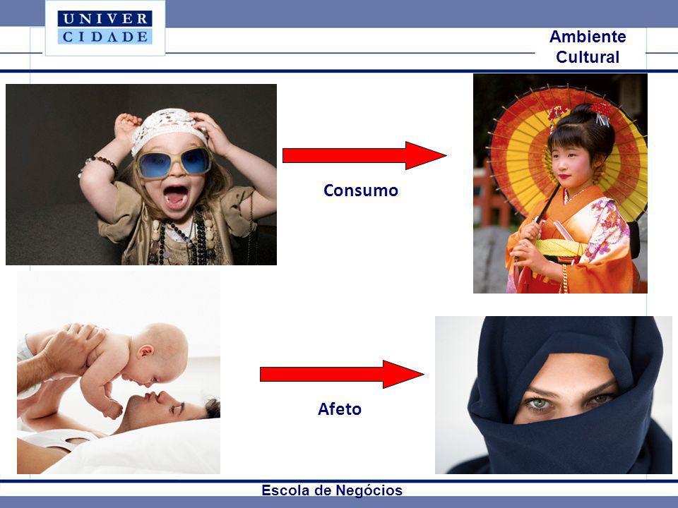 Consumo Afeto Mkt Internacional Ambiente Cultural