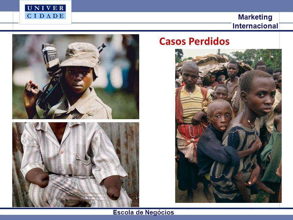 Casos Perdidos Mkt Internacional Marketing Internacional