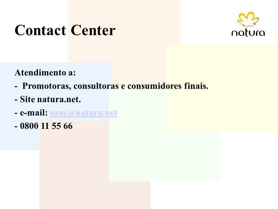 Contact Center Atendimento a: