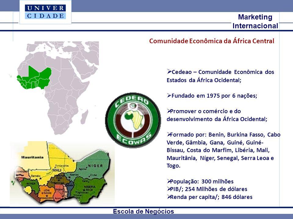 Comunidade Econômica da África Central
