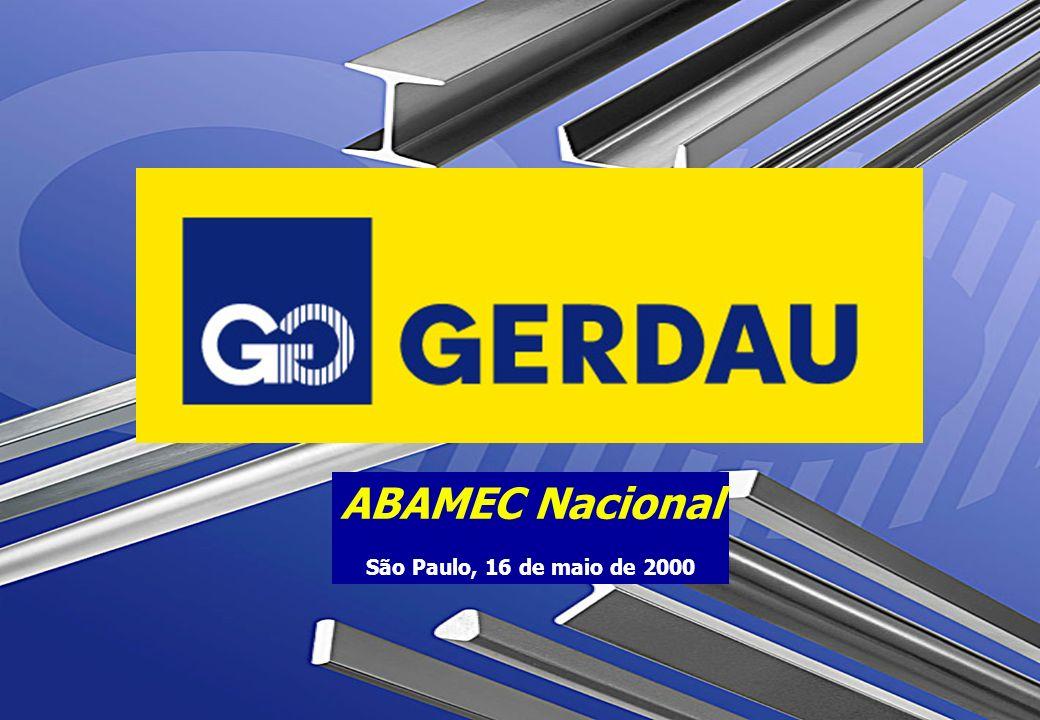 ABAMEC Nacional São Paulo, 16 de maio de 2000