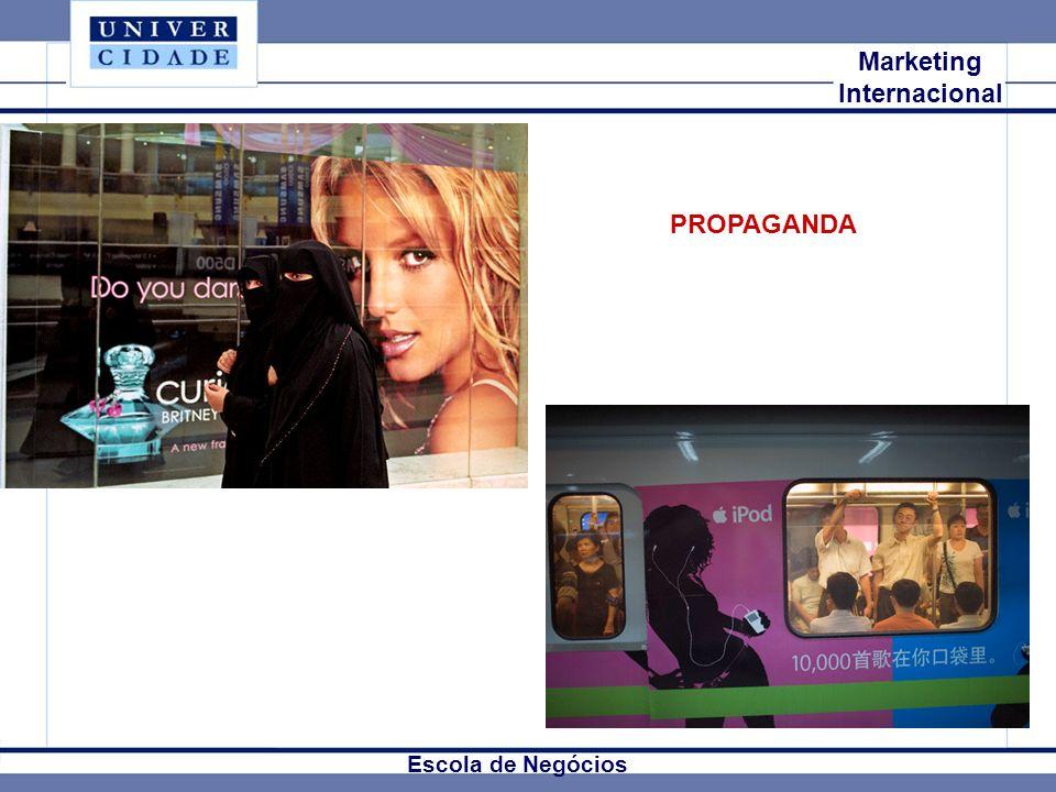 Marketing Internacional PROPAGANDA