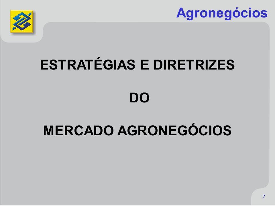 ESTRATÉGIAS E DIRETRIZES