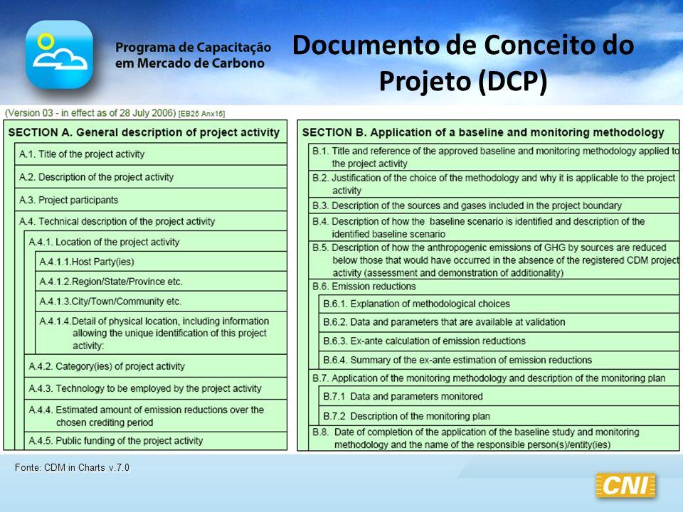 Documento de Conceito do Projeto (DCP)