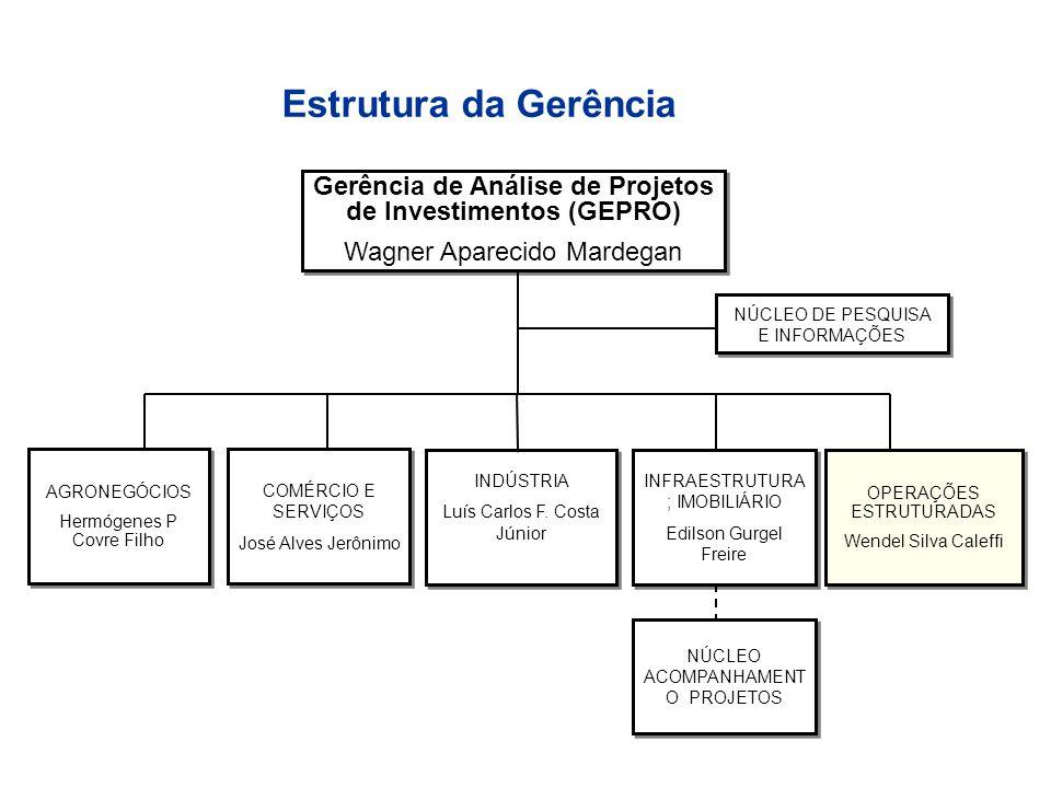 Gerência de Análise de Projetos de Investimentos (GEPRO)