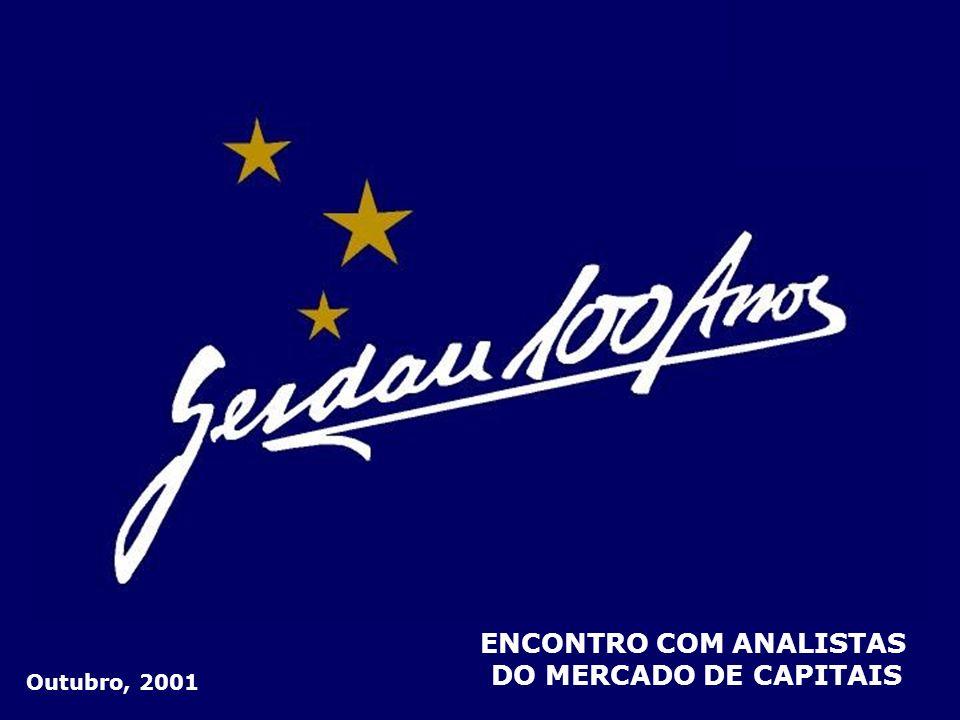ENCONTRO COM ANALISTAS DO MERCADO DE CAPITAIS
