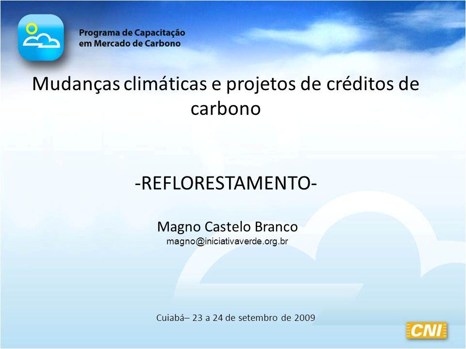 Cuiabá– 23 a 24 de setembro de 2009