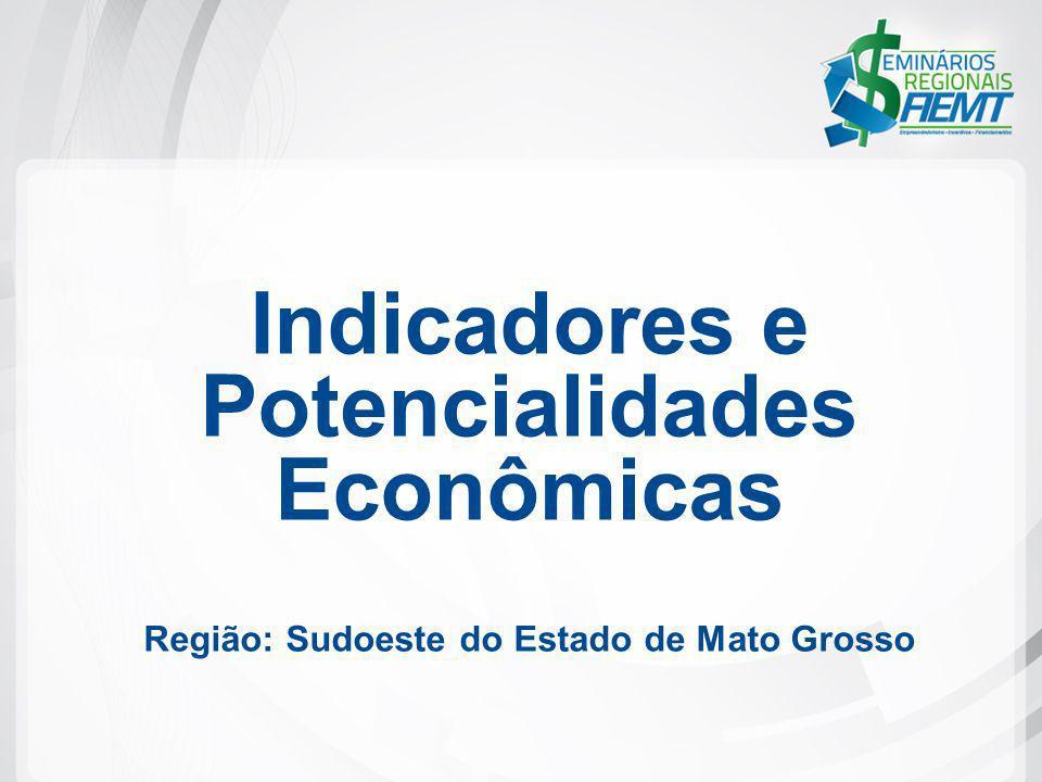 Indicadores e Potencialidades Econômicas