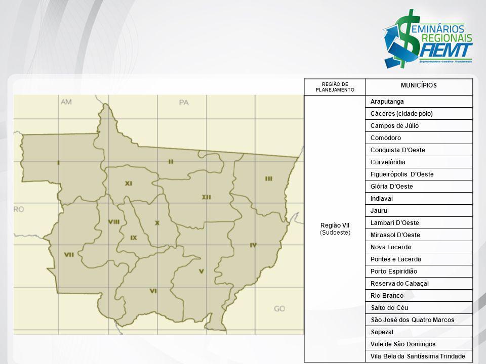 Figueirópolis D'Oeste Glória D'Oeste Indiavaí Jauru Lambari D'Oeste